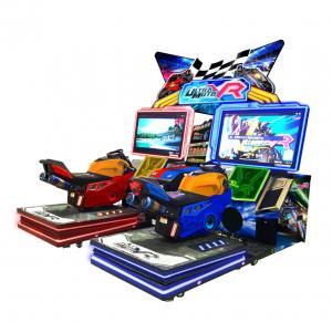 Quality Acrylic Metal VR Ultra MOTO Simulator Arcade Game Machine for sale