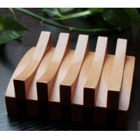 China wood soap dish beech wood soap holder wooden soap box on sale