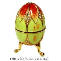 Quality Easter Egg Music Box Easter egg Music Boxes for sale