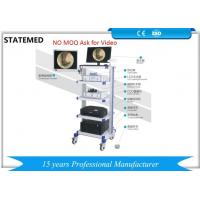 China 900 / 1100 Line Ent Endoscopy Equipment , Video Endoscopy System With 19 Inch Display on sale