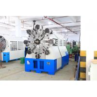 Quality High Accuracy CNC Wire Rotary Forming Machine Max Feeding Speed 100m / Min for sale