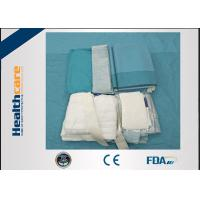 Quality EO Sterile Medical Procedure Packs TUR Drape Pack With ISO13485 Certificate for sale