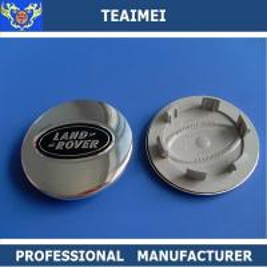 Best Chrome Land Rover Alloy Wheel Center Cap Emblems Car Logo 63mm wholesale