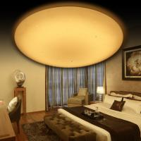 High Transmittance Dimmable Ceiling Light Fixtures Gentle Adjustment By APP