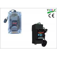Quality CE Approval 7 Digits Lightning Strike Counter Exchangeable 3V Battery Support for sale