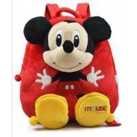 Quality Disney Lovely Mickey Mouse Backpack for Kid and Children for sale