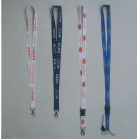 Quality Screen Printed Nylon Lanyard NYL-1 for sale