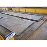 Quality ASME HR Q235 A36 Carbon Steel Plate Sheet 10.00mm Thickness for sale