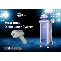 Best Professional Painless Permanent Comfortable Cooling Diode Laser Hair Removal Machine wholesale