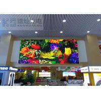 China Energy Saving Concert Epistar Led Video Display SMD2121 LED Lmap 192x192mm 2000 nit on sale