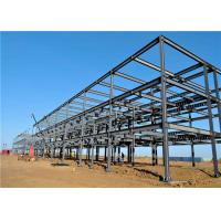 Quality Metal Steel Pre Engineered Steel Buildings , Structural Steel Framing Systems for sale
