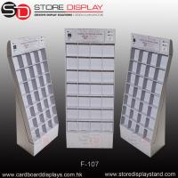 Best Floor display stand dividing wall with boxes wholesale