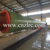 Quality FRP Waste Water Drainage Pipe Winding Machine / Machine for Manufacturing GRP Pipes for sale