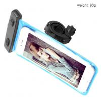 Best Waterproof Bag Pouch Phone Case with 360 Rotating Handlebar Mount for iPhone 7 Plus wholesale