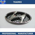 Best Hyundai Car Badge Logos Car Badges And Names 170*85mm Black Fast wholesale