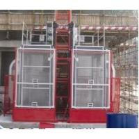 Quality CE Approved SC Series Portable Construction Elevator Hoist Lifter for sale