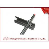 Quality Hot Dip Galvanized C Type Steel Strut Channel Fittings 41*41 41*21 , 1.5mm to 2.5mm Thickness for sale