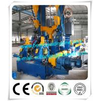 Quality Light Steel Automatic H Beam Production Line , H Beam Combination Welding Machine for sale