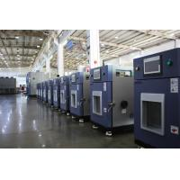 Quality Air - Cooled 42L Programmable Temperature Test Chamber With Double Test Space Vertical for sale