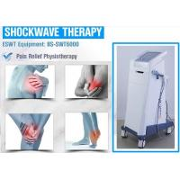 Buy cheap 1.0 - 5.0 Bar ESWT Shockwave Therapy Machine Physiotherapy Pneumatic Extracorpor from wholesalers