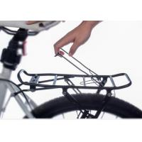 Quality Good quality 22-27'' Mountain Bike Rear Carrier Aluminium Alloy Dismountable Bicycles Luggage Carrier for sale