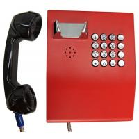 Quality Robust Vandal Resistant Telephone , Emergency Voip Phone For Bank / ATM Service for sale