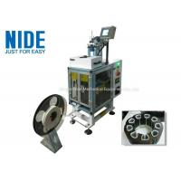 Quality Full Auto Paper Inserting Machine Bldc Electric Motor Stator Single Station for sale