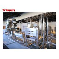 Quality Pre Cooking Enzyme Inactiving Refining System Fruit & Vegetable Processing Unit for sale