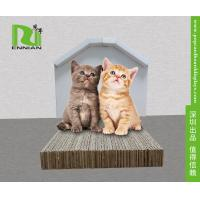 Best Customized Cardboard Home Furniture Pet House Lightweight And Assmenble wholesale