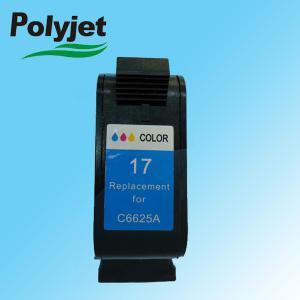 China compatible cartridge 17  C6625A ink cartridge cartridge for HP deskjet 816/825c/cvr/840c/842c/842c/845c/cvr on sale
