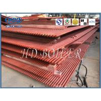 China Carbon Steel Membrane Type Boiler Water Wall Panels as Heating Surface for Coal-fired Boilers in Thermal Power Plant for sale