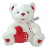 Quality Valentine's Day Teddy Bear Plush Toys for sale