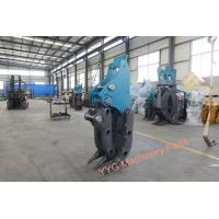 Quality Hydraulic RotatingRockGrapple Attachment For Excavator Heavy Duty for sale