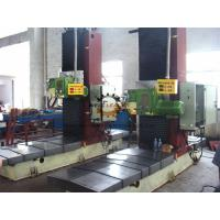 Quality Fast Adjusting End Face Milling Machine 100-800mm / Min VFD Milling Speed for sale