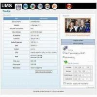 China Digital Signage Management Software, Easy to Manage Players via Web Browsers on sale