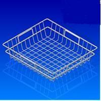 Wire Baskets with Handles