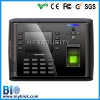 Quality Large Capacity Time Clock With Webserver Bio-Iclock700 for sale