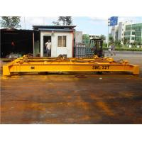 Quality 20 feet semi-automatic container lifting spreader frame for sale
