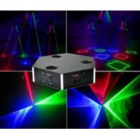 Quality three head red green and bule laser /led stage effect lights/hottest products in ktv bar r for sale
