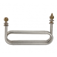 Quality Oval Stainless Steel Coaxial Heat Exchanger Smooth Surface 1.0mm Thickness for sale