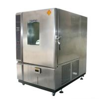 Quality Stainless Steel Constant High Low Temperature Humidity Test Chamber For Photovoltaic Device for sale