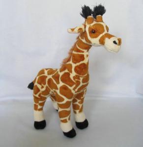 Quality Lovely Giraffe Plush Toys for sale
