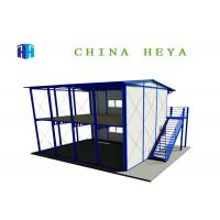 Temporary Construction Site Portable Office , Construction Site Office Container