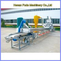 Quality blanched peanut production line, peanut red skin peeling machine for sale