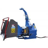 Quality Powerful 30 - 70HP BX52R Tractor Wood Chipper With Safety Rotor Lock System for sale