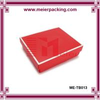 Quality Cosmetic paper gift box, Cardboard packaging paper box ME-TB013 for sale