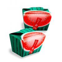 Quality 5- Ply Food Packaging Boxes , Handmade Fresh Fruit Box Brown / White Color for sale