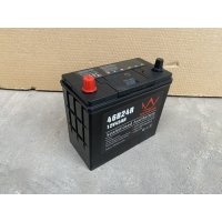 Quality UL DIN MF Lead Acid Battery 12V 55AH With Hydrometer for sale