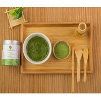 Buy cheap Anti Oxidant Matcha Green Tea Powder Reducing Blood Pressure Sugar Lipids ISO from wholesalers