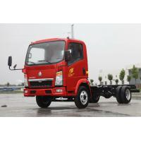 China White SINOTRUK Light Duty Trucks Transporting Vegetables Fruits with on sale